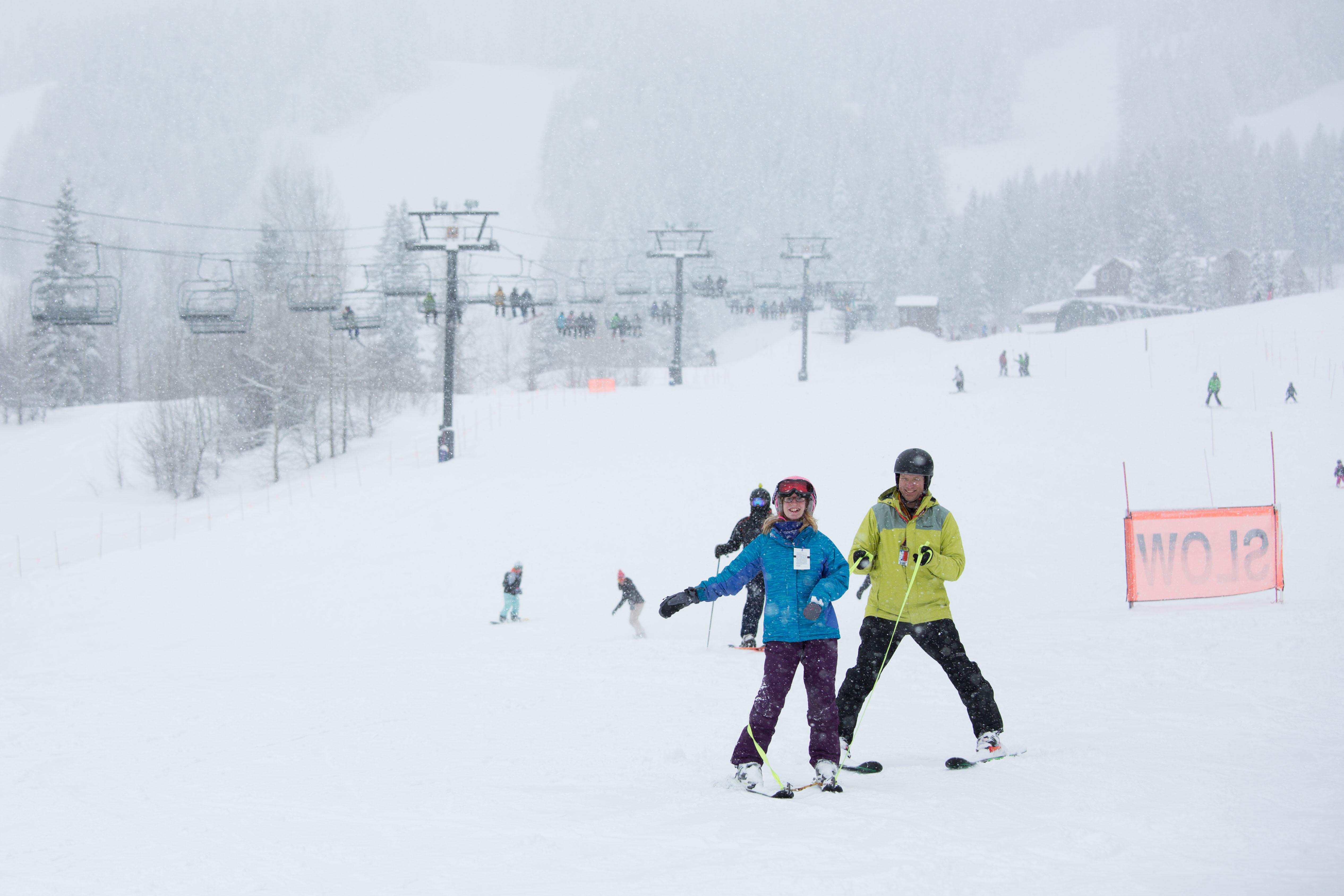 ski-Josie